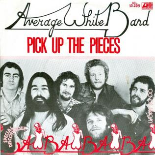#4° Average White Band - Pick Up the Pieces