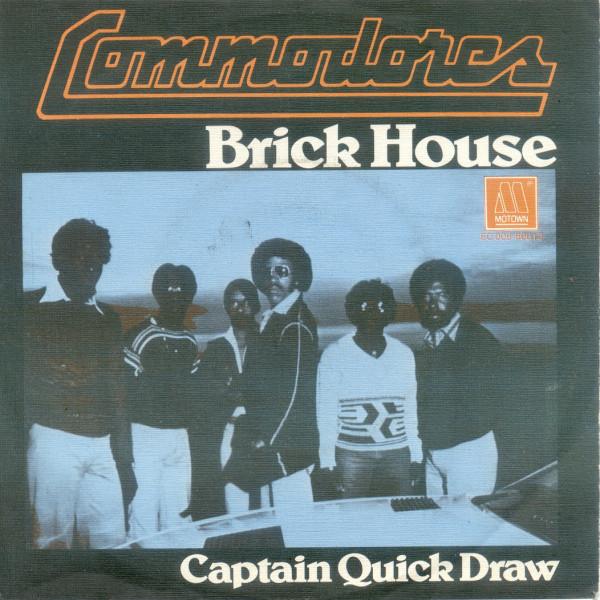#6° Commodores - Brick House