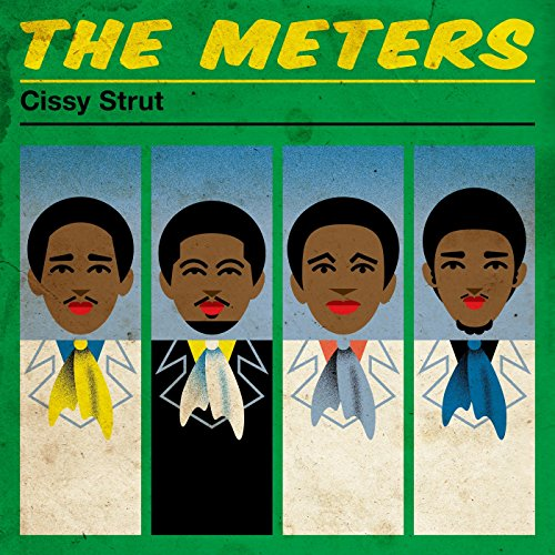#8° The Meters - Cissy Strut