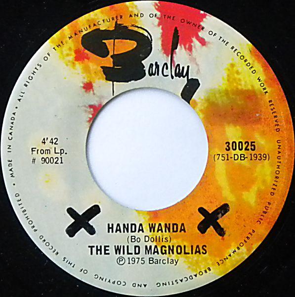 The Wild Magnolias - Hand Wanda